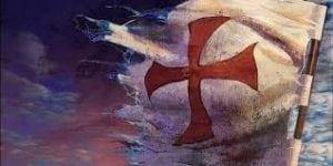 banderas de tempalrios dibujo