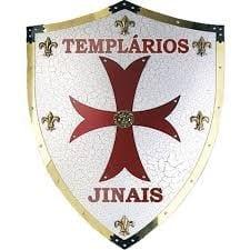 escudos de templarios blanco
