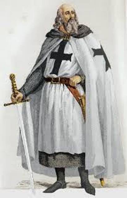 Jacques de Molay caballero templario