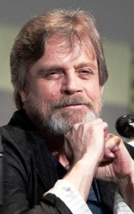 Series de templarios Mark Hamill